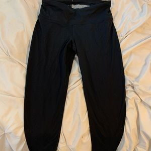 Mid Rise Victoria's Sport Workout Leggings
